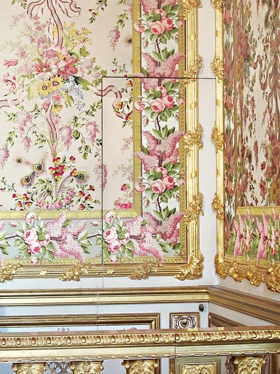 Marie Antoinette 39 S Bedchamber At Versailles 8x10 Fine