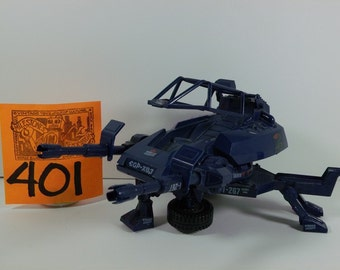 1984 Hasbro GI Joe Cobra ASP Weapon/Vehicle