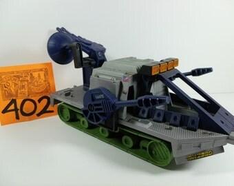 1987 Hasbro GI Joe BattleForce 2000 SkySweeper Tank