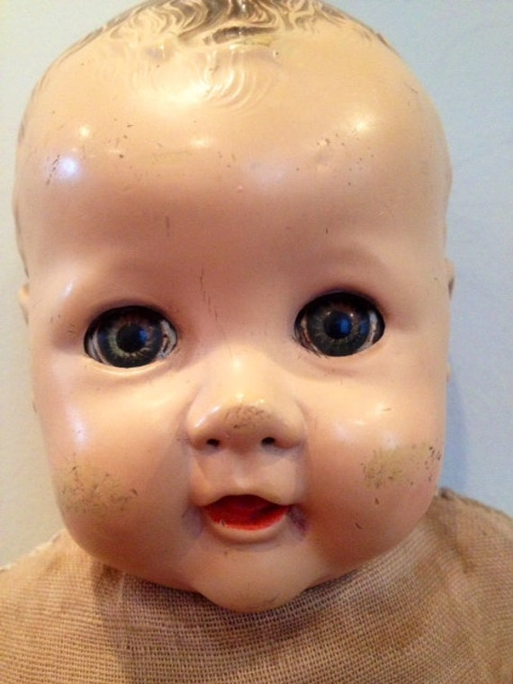 Vintage 1940's IDEAL Baby Doll SP 1 Made in USA