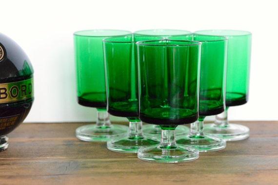 Luminarc 'Cavalier' French wine goblets, set of six