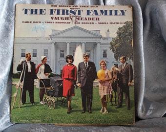 Vintage First Family Album
