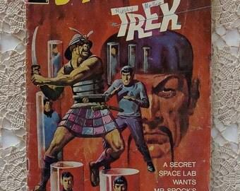 1974 Whitman Star Trek No 26 Authorized Edition