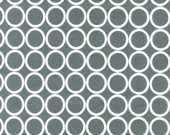 SALE 1 Yard Robert Kaufman Metro Living in Pewter