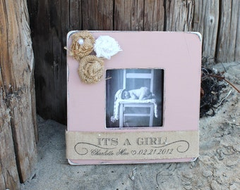 Pregnancy Announcement for Grandma Grandparents, Gender Reveal, Ultrasound Picture Frame, Sonogram Picture Frame, Grandparents to be gift