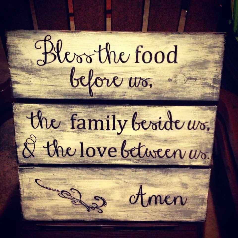 Etsy your place to buy and sell all things handmade for Kitchen quote signs
