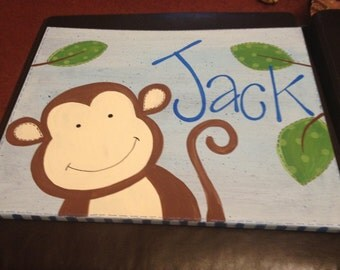 """16 x 20"""" Personalized Name Banner"""