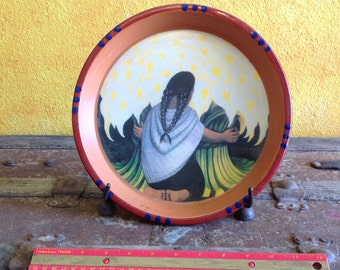 Diego Rivera Reproduction Platter