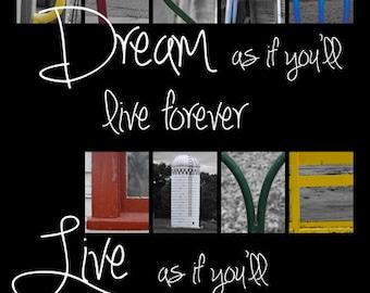 11x14 Dream Live
