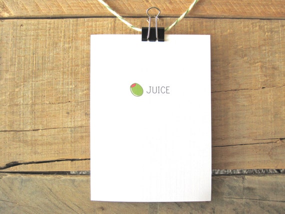 Valentines Day Card. Olive Juice Greeting Card. I love you card. Funny Love Card