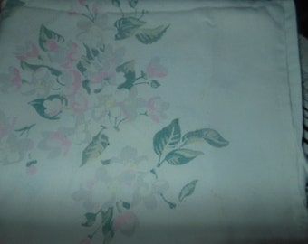 "Tablecloth ""Vintage Luncheon Cloth"""