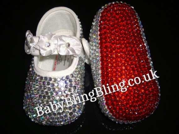 chaussure louboutin pour bebe