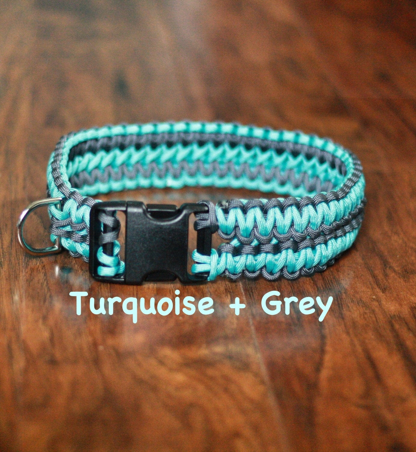 Etsy Paracord Dog Collar
