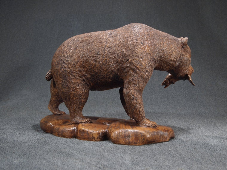 Images about carved bears on pinterest wood