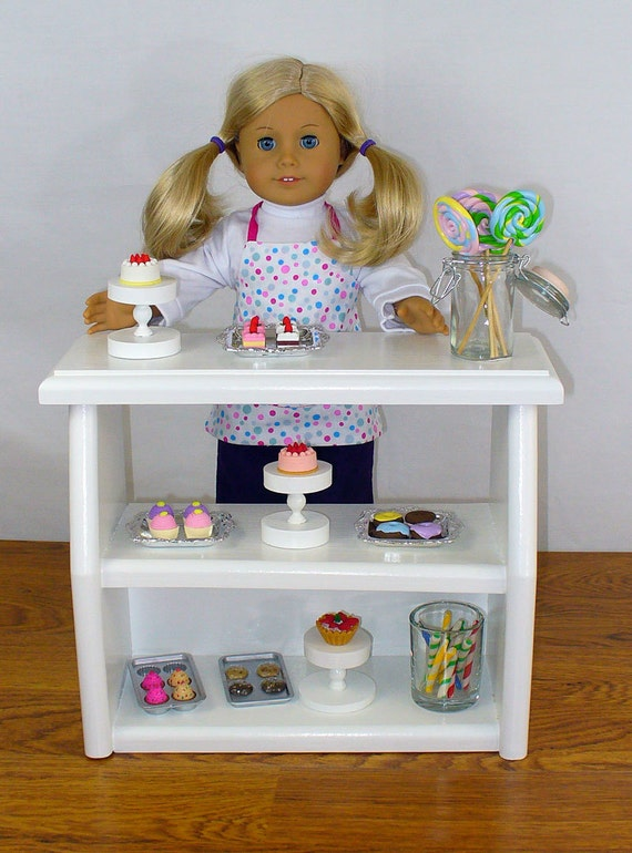 American Girl Doll Furniture 18 Doll Furniture Bakery