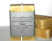 Thaaw - A spicy and refreshing soap.