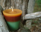 AUTUMN HARVEST CANDLE, Repurposed Gift Idea, Upcycled Candle, Recycled Candle, EcoFriendly Candle, Unique Gift Idea
