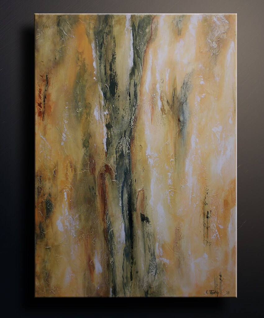 original textured acrylic painting on canvas contemporary