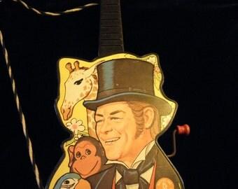 Dr. Dolittle Matel Guitar 1967