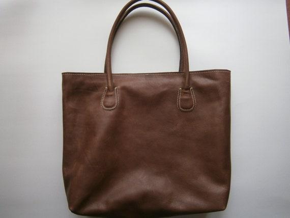 Luxury Genuine Leather Shoulder Bag, Tote Bag, Birthday gift, Diaper bag, School Bag, Student Bag,