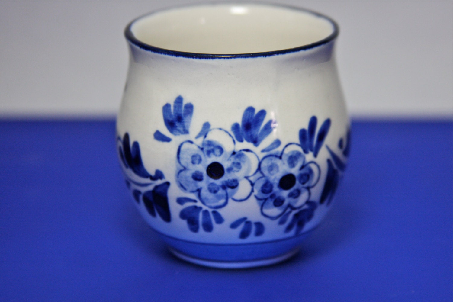 Delft toothpick holder by theclaypenguin on etsy - Toothpick holder for purse ...