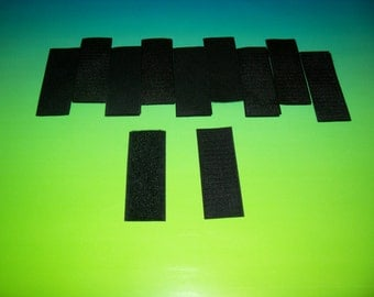 "Velcro~Velcro Fasteners~Hook and Loop~Velcro Strips~Velcro Strips 1.5 "" x 5"" Hook and Loop   25 sets"