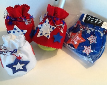 Patriotic Scootee Bootee