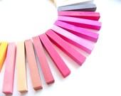 Premium Hair Chalk - Your Choice - Pick 6 Large Sticks