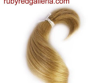 BD0005MH4 Ash Blonde Curve ReBorn Toddler Hair 0.25 oz