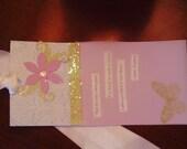 Jane Austen Purple Bookmark