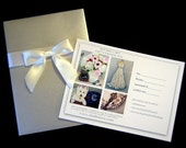 GIFT CERTIFICATE 195 (USD) Custom Wedding Dress Illustration Painting in Oil by Lara Harris Shoes Bouquet Cake