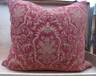 20x20 Chenille Pillow