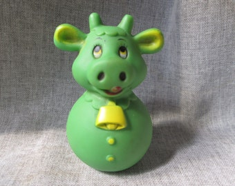 Rubber Squeaky Dog Toy Etsy