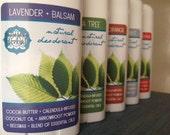 Herbin' Love Natural Herbal Deodorant Aluminum-Free  (choose between three scents)