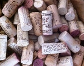 100 Natural Wine Used Corks