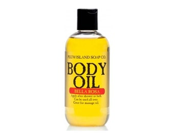 Body Oil: Bella Rosa