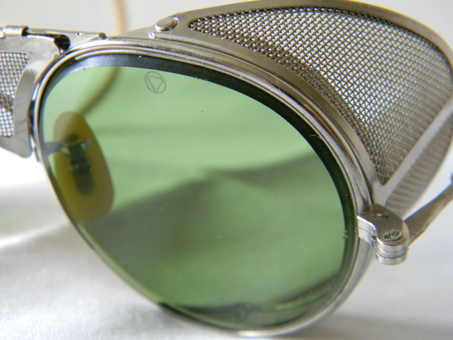 f4458bd4d98 Vintage Bausch And Lomb Safety Glasses