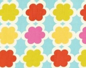 SALE 1 yard Kumari Garden fabric by Dena Designs for Free Spirit Fabric TARIKA in GEM - oop - Fabric by the Yard