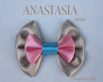 anastasia mini hair bow