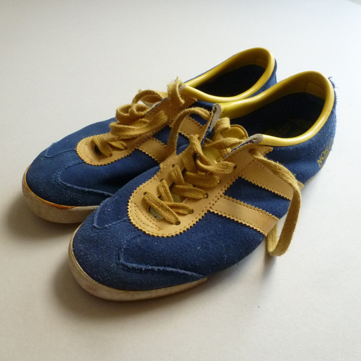 Vintage Yellow Shoes 17