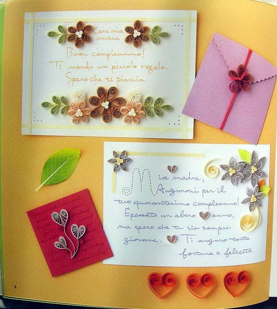 Paper Quilling Pattern PDF Japanese ebook from ...