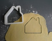 Cookie cutter house...