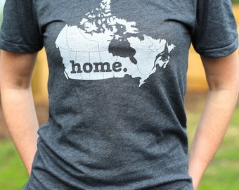 The Canada Home T-Shirt