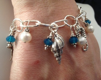 Charms of the Sea Bracelet