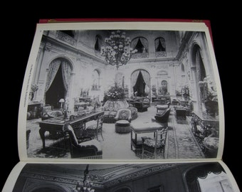 Vintage - The Opulent Eye - H. Bedford Lemere Collection, Vintage Coff Table Book, Vintage Reading, Interior Design