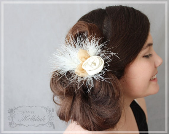 Items Similar To Wedding Hair Clip , Mother Of The Bride