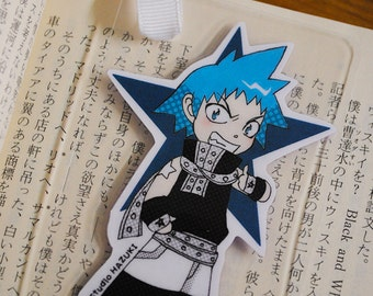Laminated Bookmark (Business card size) / Soul Eater / Manga / Anime