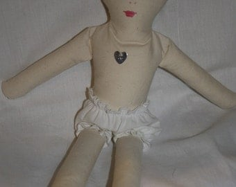 New style Praire Doll
