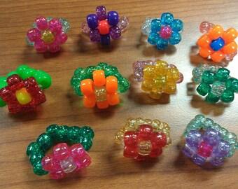 10 Kandi Rings