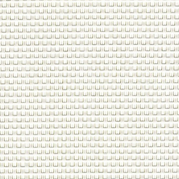 Woven Coated White Indoor Outdoor Upholstery Fabric By The Yard